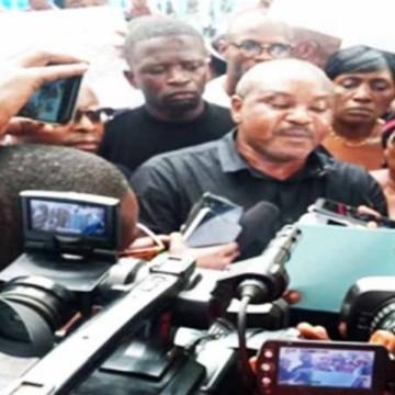 Tueries de Beni : les ressortissants Nande en sit-in devant le siège de la Monusco à Kinshasa