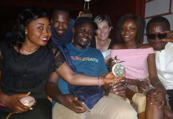 Le film congolais « Hulai » a remporté le premier prix à Cotonou
