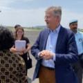 Le secrétaire général adjoint de l'Onu boucle sa mission en RD Congo