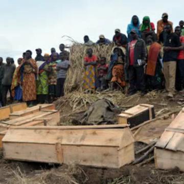 Beni : une vingtaine de civils tués à Mwenda