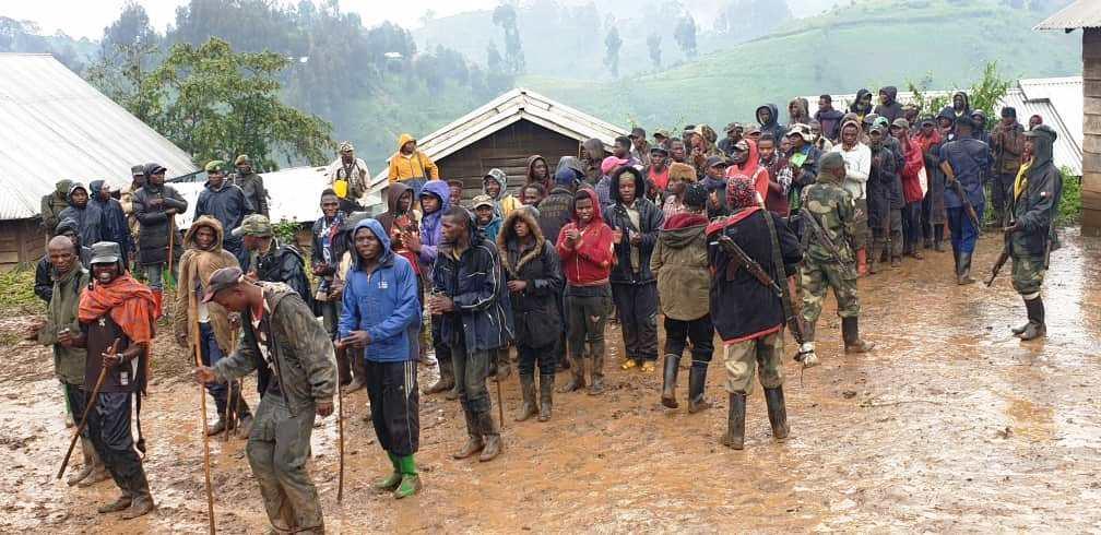Sud-Kivu : les FADRC capturent plus de 1000 FDLR et leurs dépendants à Kalehe
