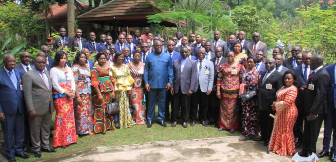 A Zongo, Ilunkamba et son équipe planchent sur le Programme du Gouvernement