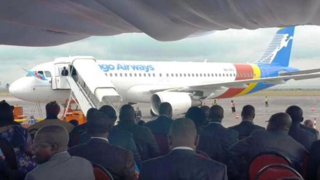 Congo Airways vol inaugural