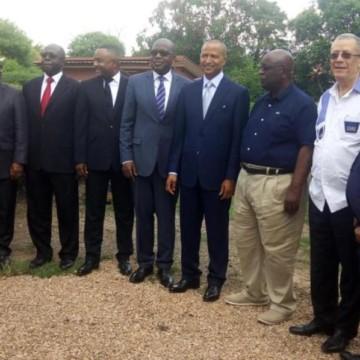 Katumbi veut remplacer Lumbi au Secrétariat général d'Ensemble pour la République