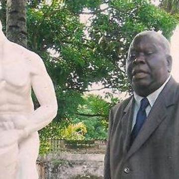 RDC : le sculpteur André Lufwa est décédé à l'âge de 97 ans