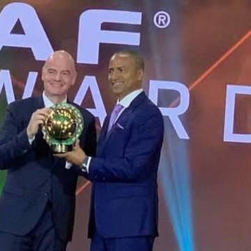 CAF Awards 2019 : Moise Katumbi élu président de club de l'année