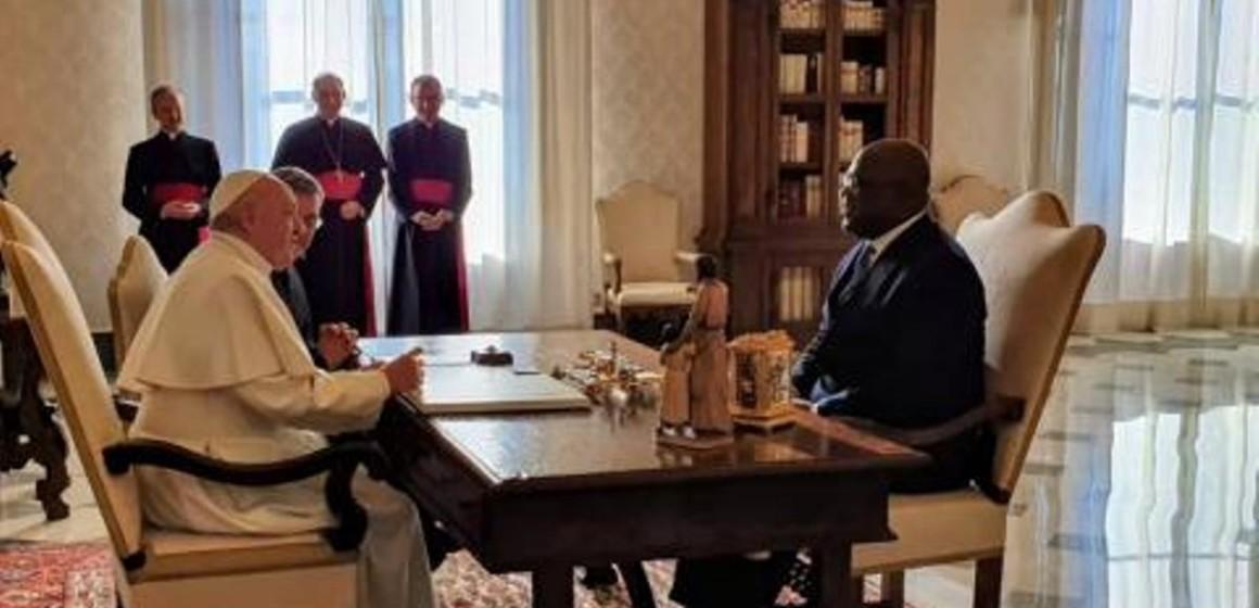 Le Vatican et la RDC ont signé un accord-cadre sur « des questions d'intérêt commun »