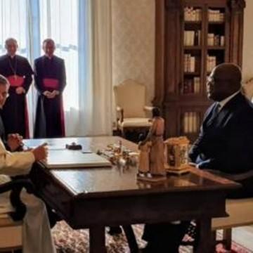 Rdc-Vatican: Félix Tshisekedi créé une commission mixte