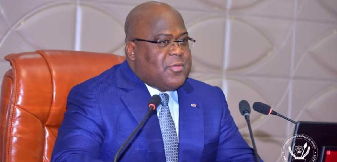 F.Tshisekedi persiste et signe : personne n'entravera l'aspiration des Congolais au changement