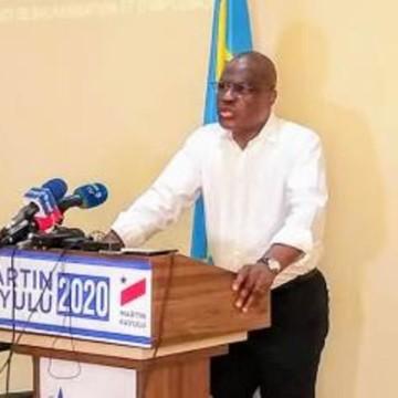 Martin Fayulu : « Un groupe d'individus a pris le pays en otage et la RDC est à genoux »