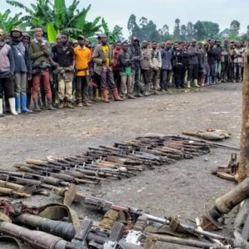 Sud-Kivu :60 groupes armés manifestent le vœu de quitter la brousse