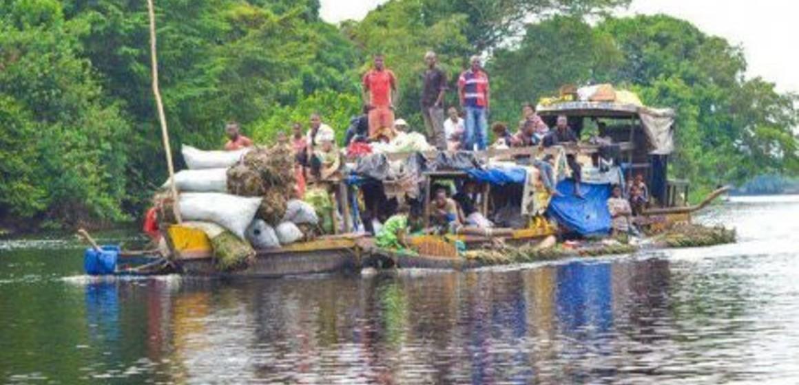Kasaï-Oriental : une vingtaine de morts dans un naufrage sur la rivière Lubi à Kabeya Kamwanga