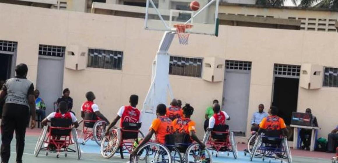 La RDC prépare le Tournoi international de Basket sur fauteuil roulant