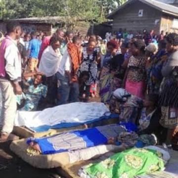 Beni: Alungupa se vide après une attaque ADF qui a fait au moins 13 victimes