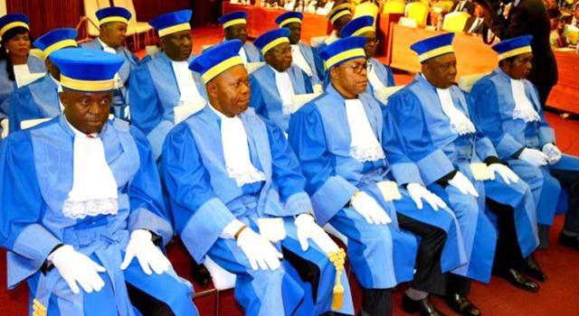 Les nouveaux hauts magistrats nommés par Félix Tshisekedi ont prêté serment