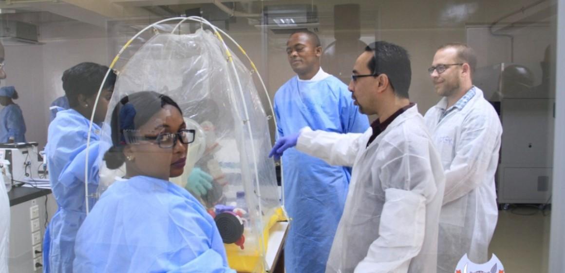 Un nouveau laboratoire national de santé publique à l'INRB