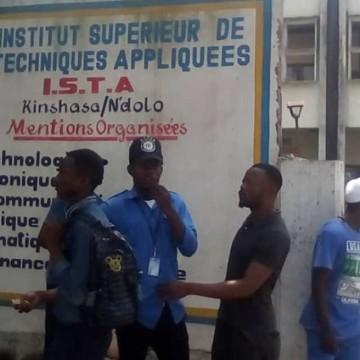 Reprise effective des cours à l'Ista/Kinshasa