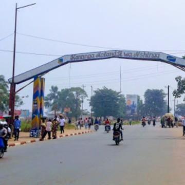 Kananga : Des chariots de la mairie pour l'évacuation des poubelles