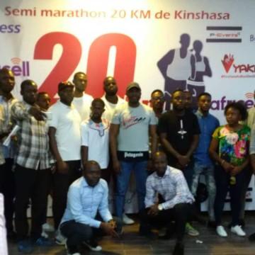 20 Km de Kinshasa, P-Event fixe le grand retour au  dimanche 22 mars