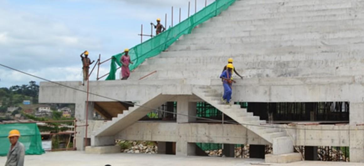 Kongo-Central : Atou Matubuana obtient le préfinancement pour la construction du stade de Matadi