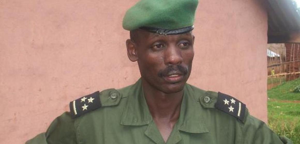 Le chef rebelle du groupe tutsi Gumino à Kinshasa pour sa nomination dans les FARDC