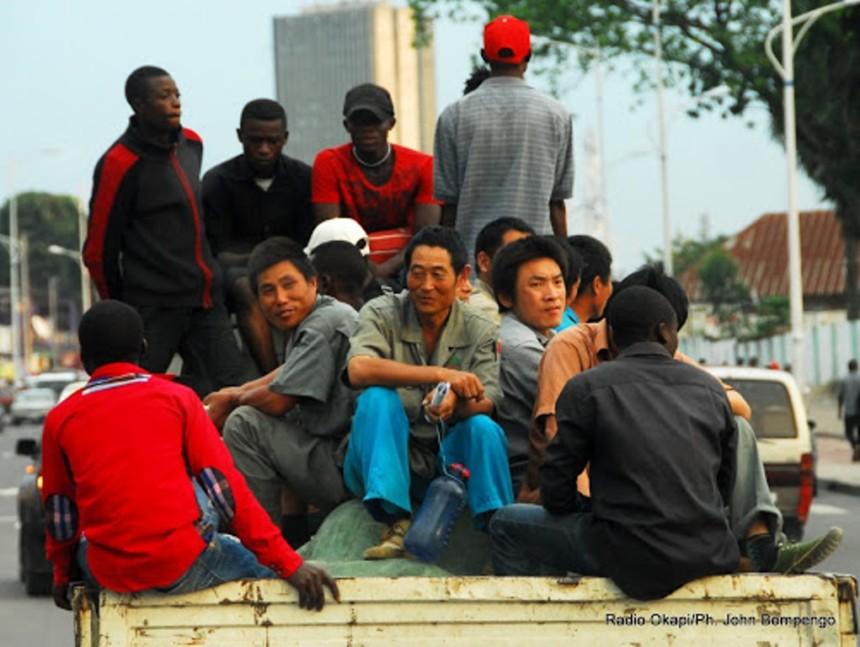 Coronavirus : l'afflux « incontrôlé » des Chinois inquiète la population de Mbandaka