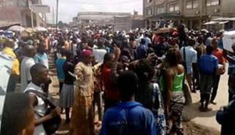 Kananga : Les retournés d'Angola dans la rue pour exiger leur prise en charge sociale