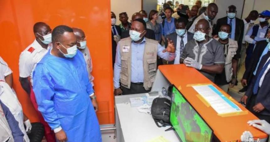 Un premier cas de Coronavirus a été identifié à Kinshasa