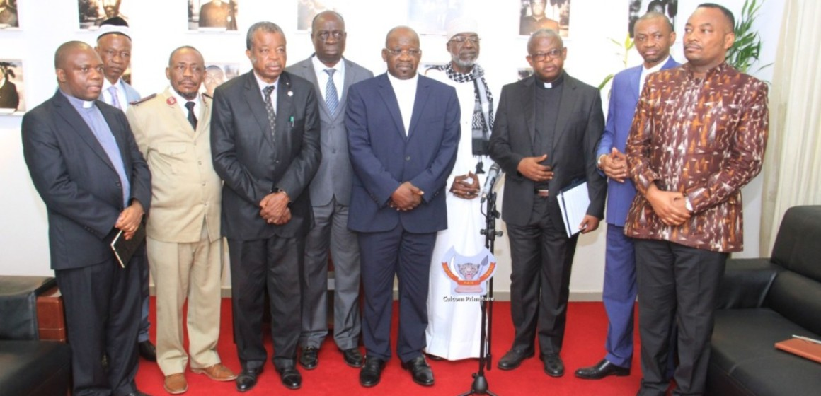 Le Premier ministre sensibilise les chefs des confessions religieuses au Covid-19