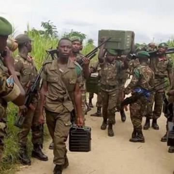 Mangina: l'armée se réjouit du retour progressif des habitants et de la reprise des activités