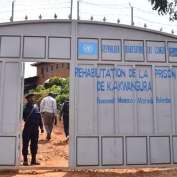 Coronavirus: Les détenus de la prison centrale de Butembo en danger !