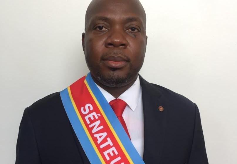 Jean Bakomito Gambu élu président de la commission PAJ du Sénat