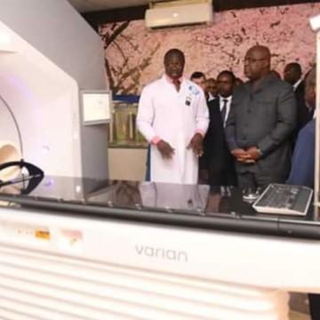 Le Centre hospitalier Nganda doté d'un laboratoire de radiothérapie