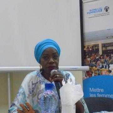 Covid-19 : Onu Femmes lance l'opération « Tikala Na Ndako »