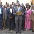 Covid-19 : La Communauté Nandé, Kyaghanda-Kinshasa, réconforte ses membres
