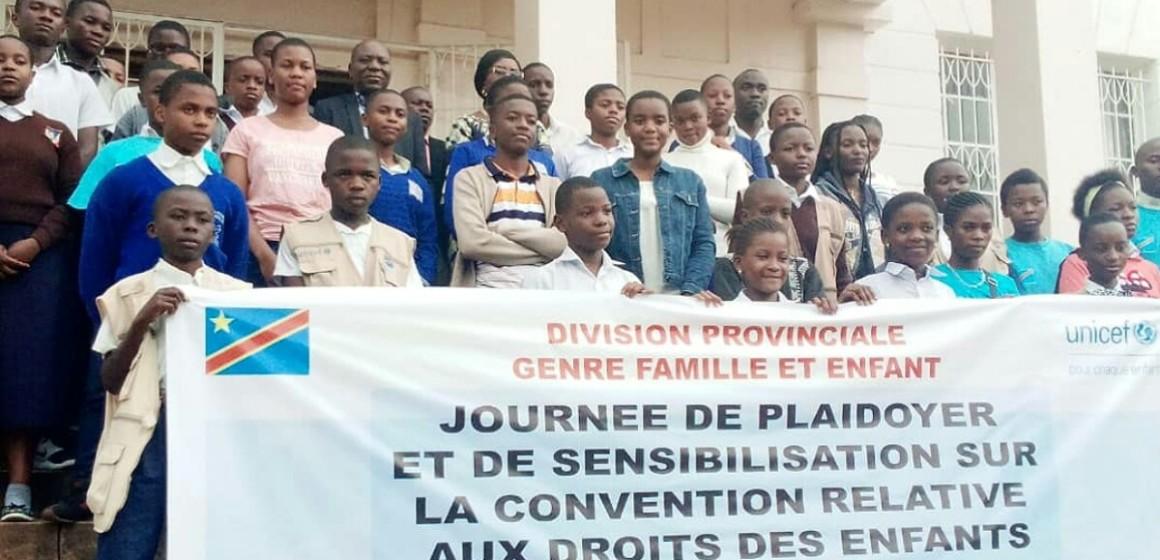 Le parlement d'enfants section Grand Nord (Nord-Kivu) dénonce des arrestations arbitraires