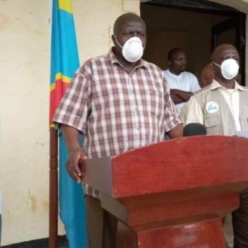 Covid-19: le maire de Beni libère 25 détenus poursuivis pour des faits bénins