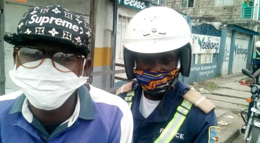 Kinshasa : Le masque commence à disparaître, le couvre-feu relégué aux oubliettes