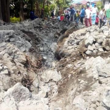 Goma: Trois morts et plusieurs blessés graves après l'écroulement d'un mur