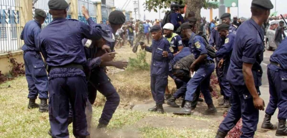 Face à une grogne qui monte de toutes parts, le régime Tshisekedi opte pour le tout-répressif