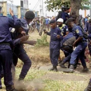 Goma: 2 policiers tués et 3 civils blessés lors d'une attaque à Mugunga