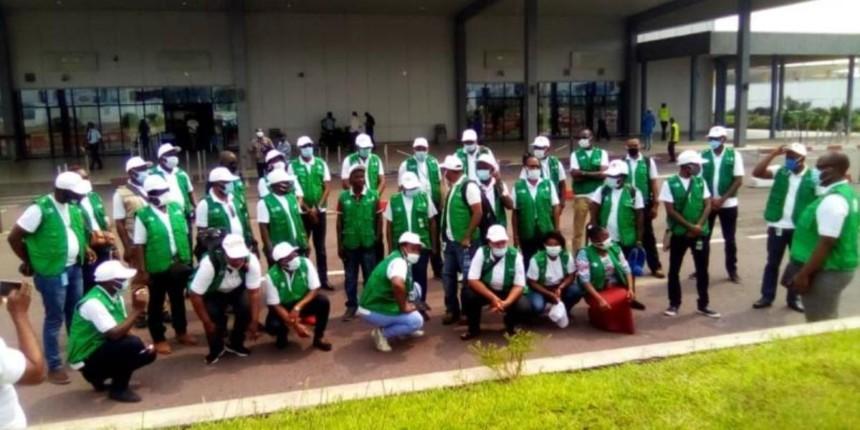 Covid-19 : 33 experts congolais envoyés dans quelques pays africains