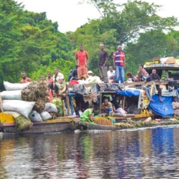 Tanganyika : naufrage du Mv Bana Bamo sur le fleuve à Kongolo