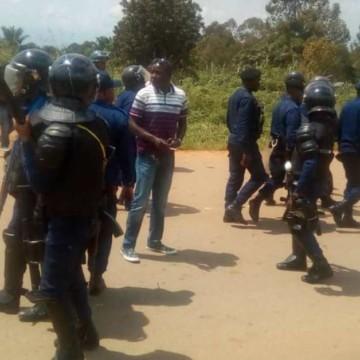 Beni : 72 personnes interpellées dans une opération de bouclage FARDC/Police