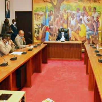Solutions congolaises au Covid-19 et barrières sur les routes de desserte agricole évoquées à la Primature
