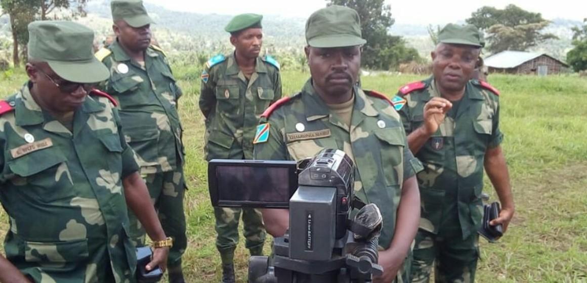 « Les tueurs actuels à Beni  sont des petits groupes en ordre dispersé »(FARDC)