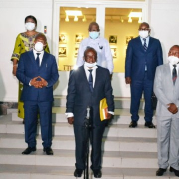Ilunga Ilunkamba concrétise la rétrocession dans le grand Bandundu