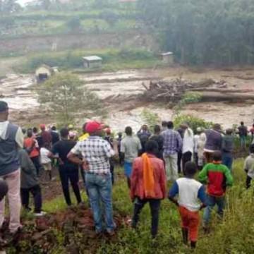 Nord-Kivu : Plusieurs morts et des maisons emportées dans une inondation à Kasindi