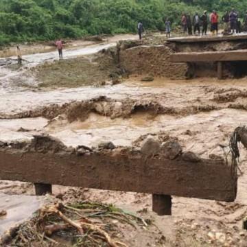Kasindi dépourvu de l'eau et d'électrique après les inondations à Basongora (Nord-Kivu)
