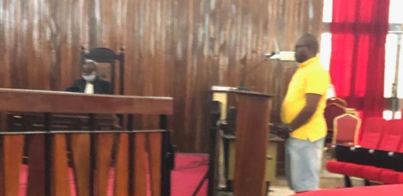 Arrêté, Jean Jacques Mamba trainé manu militari à la Cour de Cassation